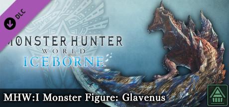 Monster Hunter World: Iceborne - MHW:I Monster Figure: Glavenus