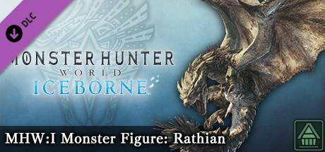 Monster Hunter World: Iceborne - MHW:I Monster Figure: Rathian