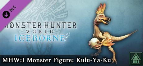 Monster Hunter World: Iceborne - MHW:I Monster Figure: Kulu-Ya-Ku