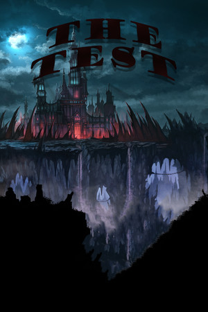 The Test poster image on Steam Backlog
