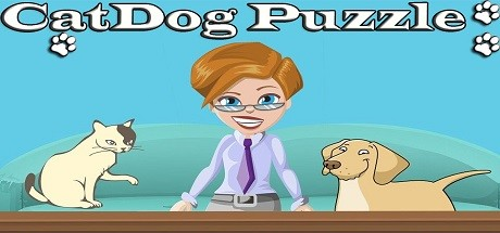 CatDog Puzzle cover art