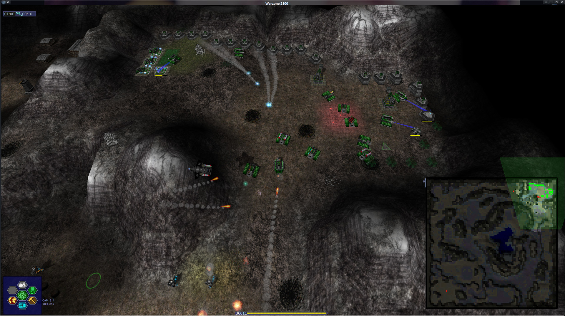 Znalezione obrazy dlazapytania: Warzone 2100 steam