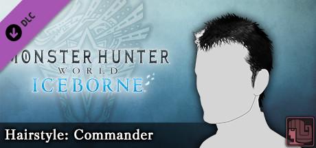Monster Hunter World: Iceborne - Hairstyle: Commander