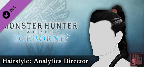 Monster Hunter World: Iceborne - Hairstyle: Analytics Director