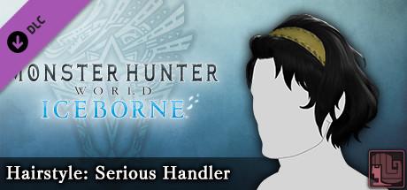 Monster Hunter World: Iceborne - Hairstyle: Serious Handler