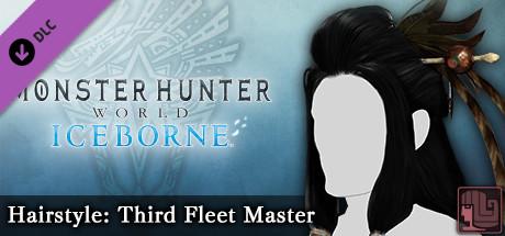 Monster Hunter World: Iceborne - Hairstyle: Third Fleet Master