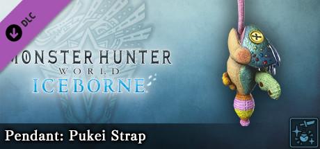 Monster Hunter World: Iceborne - Pendant: Pukei Strap