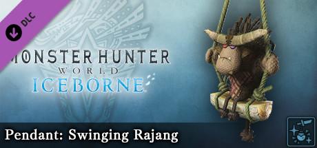 Monster Hunter World: Iceborne - Pendant: Swinging Rajang