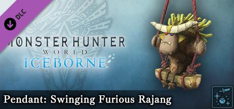 Monster Hunter World: Iceborne - Pendant: Swinging Furious Rajang