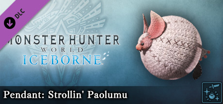 Monster Hunter World: Iceborne - Pendant: Strollin' Paolumu
