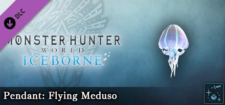 Monster Hunter World: Iceborne - Pendant: Flying Meduso