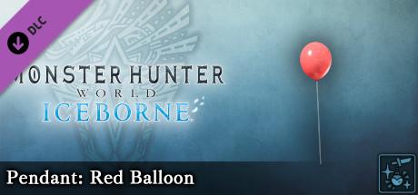 Monster Hunter World: Iceborne - Pendant: Red Balloon