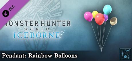 Monster Hunter World: Iceborne - Pendant: Rainbow Balloons