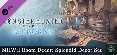 Monster Hunter World: Iceborne - MHW:I Room Decor: Splendid Decor Set
