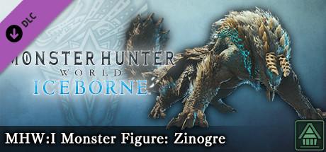 Monster Hunter World: Iceborne - MHW:I Monster Figure: Zinogre