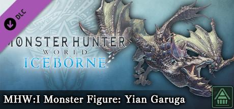Monster Hunter World: Iceborne - MHW:I Monster Figure: Yian Garuga