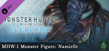 Monster Hunter World: Iceborne - MHW:I Monster Figure: Namielle