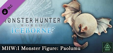Monster Hunter World: Iceborne - MHW:I Monster Figure: Paolumu