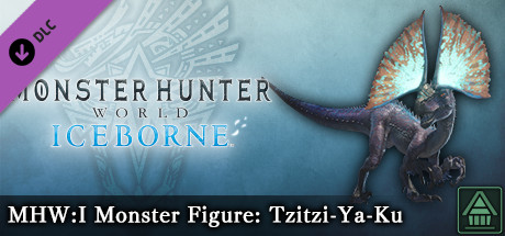 Monster Hunter World: Iceborne - MHW:I Monster Figure: Tzitzi-Ya-Ku