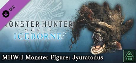 Monster Hunter World: Iceborne - MHW:I Monster Figure: Jyuratodus