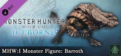 Monster Hunter World: Iceborne - MHW:I Monster Figure: Barroth