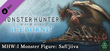 Monster Hunter World: Iceborne - MHW:I Monster Figure: Safi'jiiva