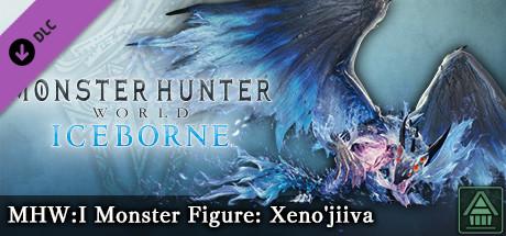 Monster Hunter World: Iceborne - MHW:I Monster Figure: Xeno'jiiva