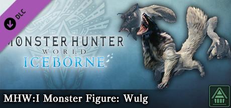 Monster Hunter World: Iceborne - MHW:I Monster Figure: Wulg