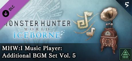 Monster Hunter World: Iceborne - MHW:I Music Player: Additional BGM Set Vol. 5