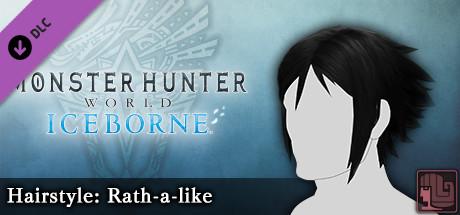 Monster Hunter World: Iceborne - Hairstyle: Rath-a-like