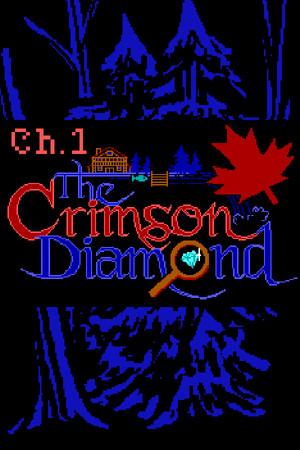 The Crimson Diamond: Chapter 1 poster image on Steam Backlog