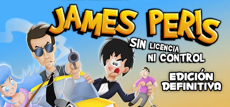 James Peris: Sin licencia ni control - Edición definitiva cover art