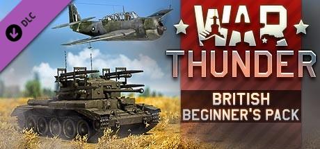 War Thunder - British Beginner's Pack