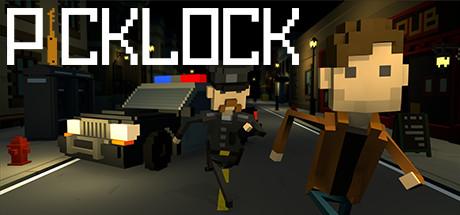 Picklock cover art