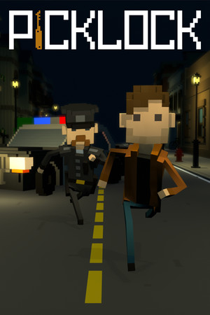 Picklock poster image on Steam Backlog