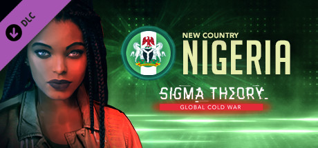 Sigma Theory: Global Cold War Nigeria Capa