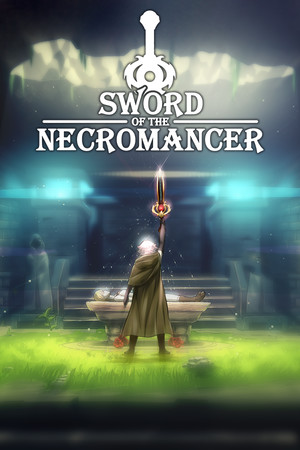 Sword of the Necromancer poster image on Steam Backlog