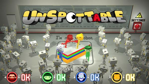 Unspottable Image 0