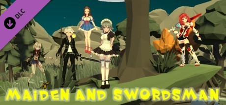 Maiden and Swordsman - 18+ Adult Only Content (DLC)