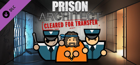 Prison Architect  Cleared For Transfer [PT-BR] Capa