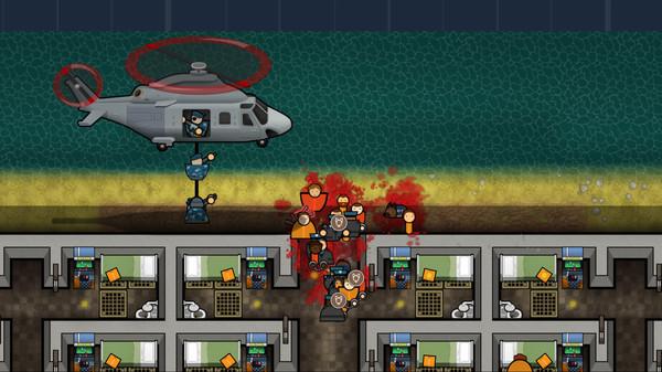 Скриншот №4 к Prison Architect - Island Bound