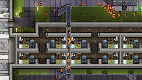 Скриншот №3 к Prison Architect - Island Bound