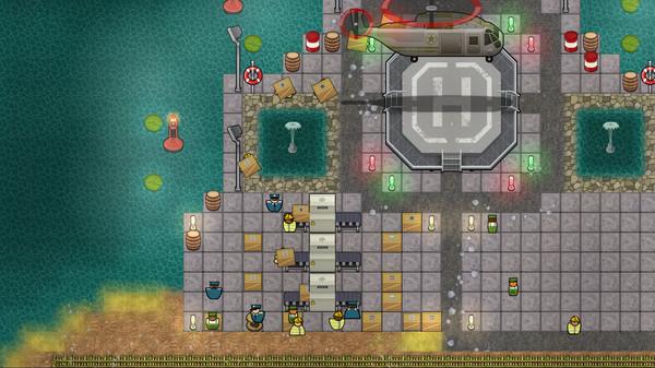 Скриншот №6 к Prison Architect - Island Bound