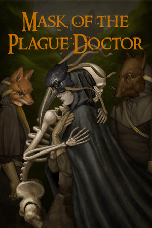 Mask of the Plague Doctor poster image on Steam Backlog
