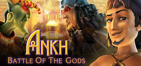 Купить Ankh 3: Battle of the Gods