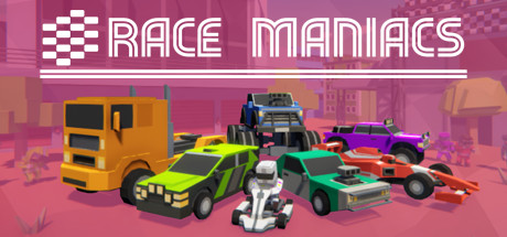 Race Maniacs cover art