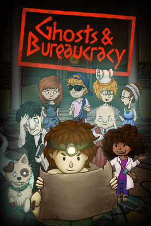 Ghosts and Bureaucracy poster image on Steam Backlog