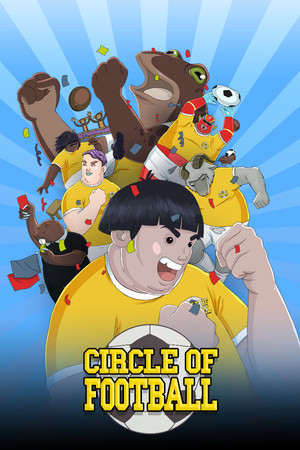 Circle of Football (Soccer or Whatever) poster image on Steam Backlog
