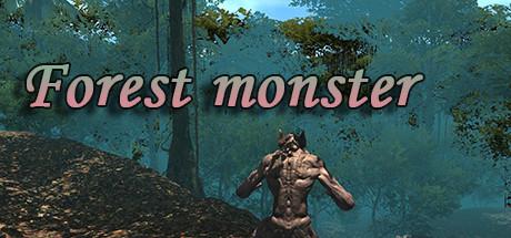 Купить Forest monster