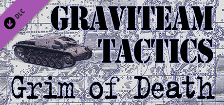 Graviteam Tactics Grim of Death Capa